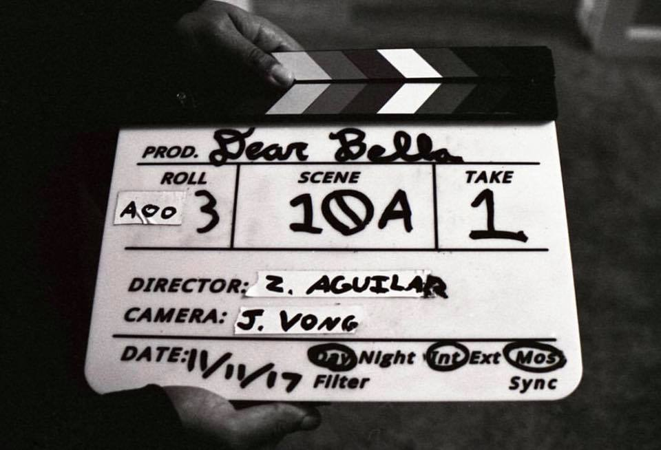 Dear Bella Slate: Scene 10A Take 1